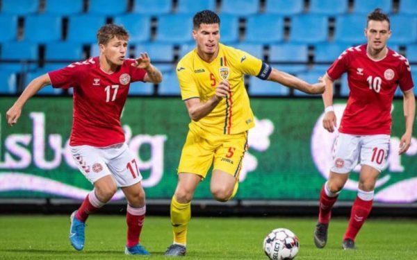 Echipa României U21 a pierdut primul meci din preliminariile Euro 2021