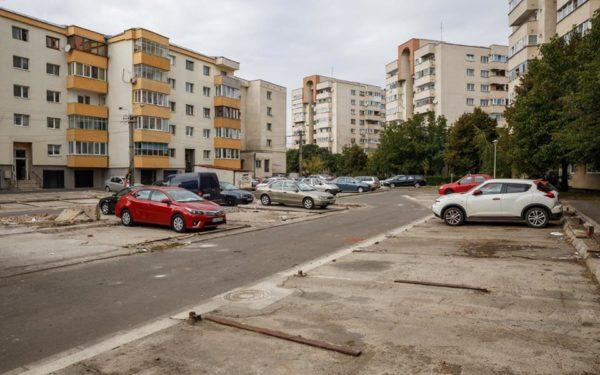 FOTO   490 de garaje de tablă au fost demolate în Gheorgheni