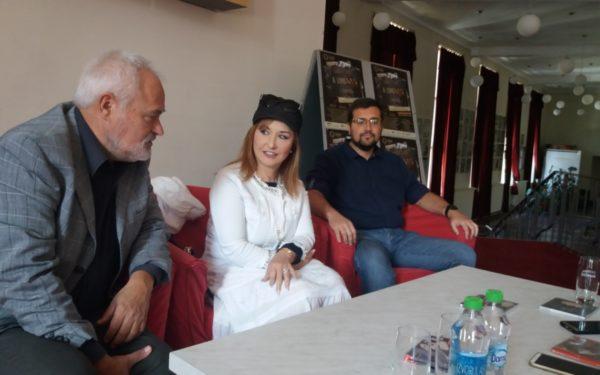 FOTO | Soprana Elena Moșuc debutează în rolul Giseldei pe scena Operei Maghiare din Cluj