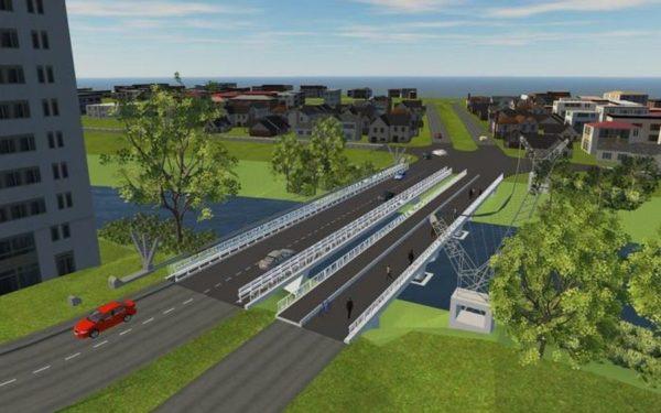 Circulația rutieră pe podul Porțelanului se închide