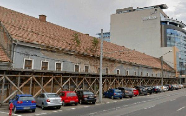 O fostă cazarmă militară, transformată în centru cultural cu 27 de milioane de lei. Clujenii sunt invitați să facă propuneri
