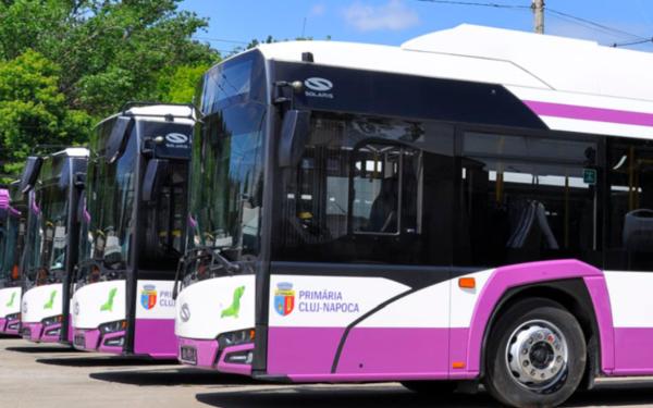 Pensionarii clujeni își pot face abonamente de transport în comun pentru 2020
