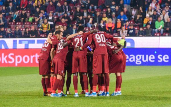 CFR Cluj a remizat la Mediaș