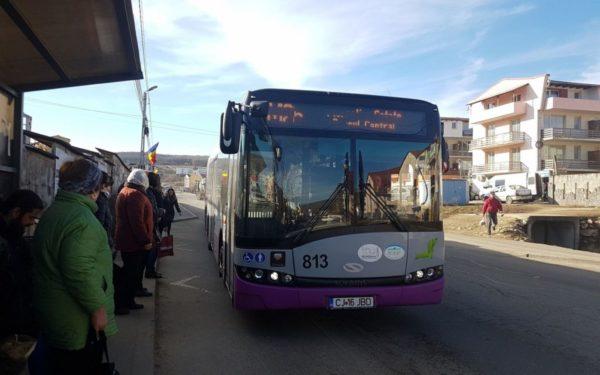 Autobuzele de pe liniile 30 și M26 vor circula pe trasee deviate până duminică