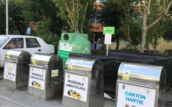 45 de noi puncte gospădărești îngropate se amenajează la Cluj