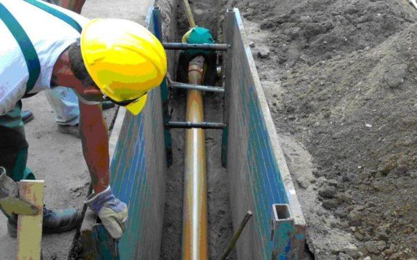 Localitatea Boju a fost racordată la rețeaua de apă potabilă