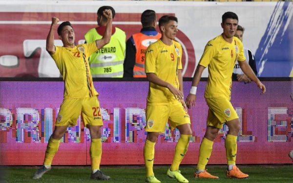 VIDEO | Victorie pentru Naționala U21 a României în meciul cu Ucraina