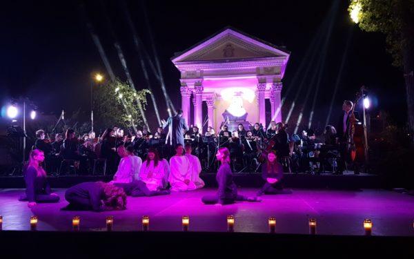 Concert de operă în Cimitirul Central din Cluj