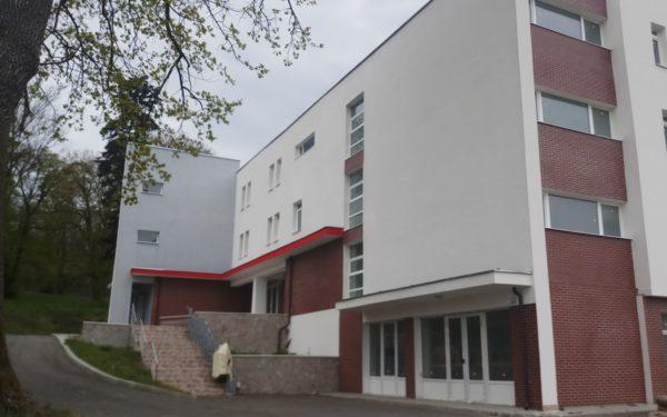 FOTO | Un nou pavilion va fi construit la Spitalul de Boli Psihice din Borșa