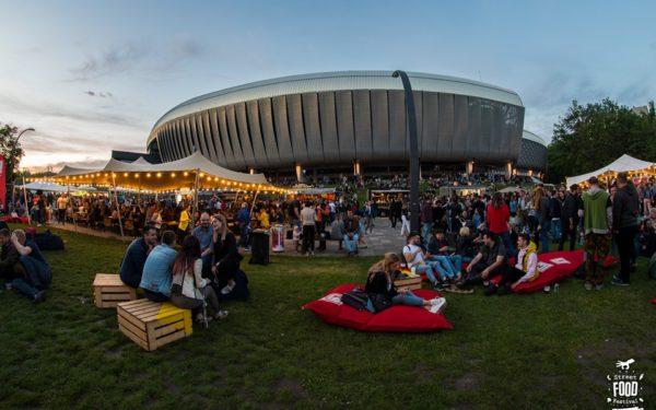 Mâncare din toate colțurile lumii îi așteaptă pe clujeni la Street Food Festival