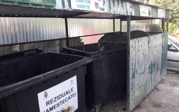 Locuitorii din Florești vor colecta deșeurile selectiv