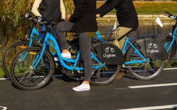 Cum se vede la Cluj reducerea amenzilor pentru bicicliști