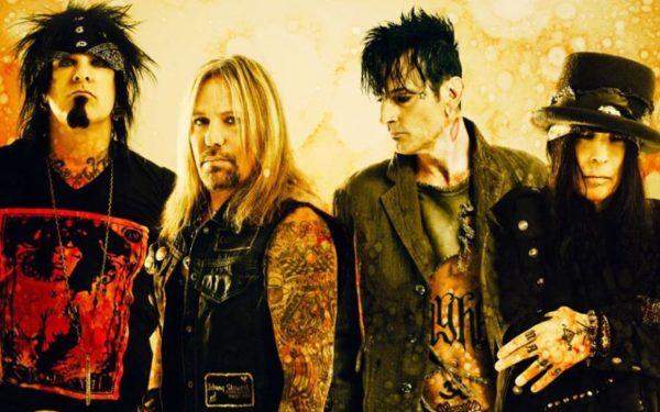 Trupa Mötley Crüe se reunește la cinci ani de la concertul de adio