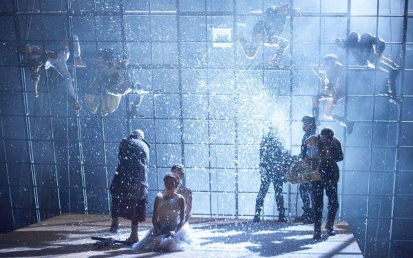 UTE, reluat după mai bine de un deceniu. Festivalul a fost deschis cu piesa Mutter Courage de Bertolt Brecht