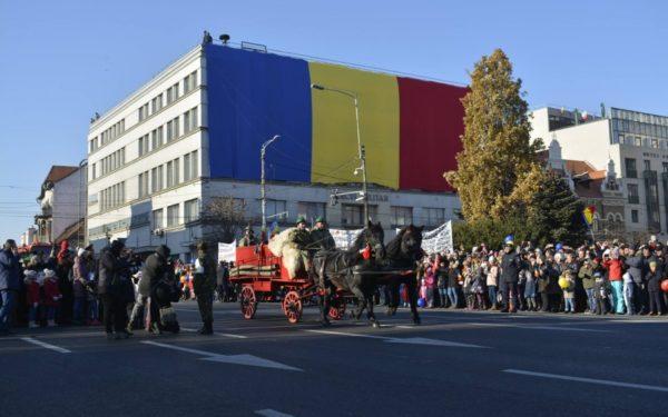 Atenție șoferi! Restricții de circulație la Cluj, cu ocazia manifestărilor de Ziua Națională