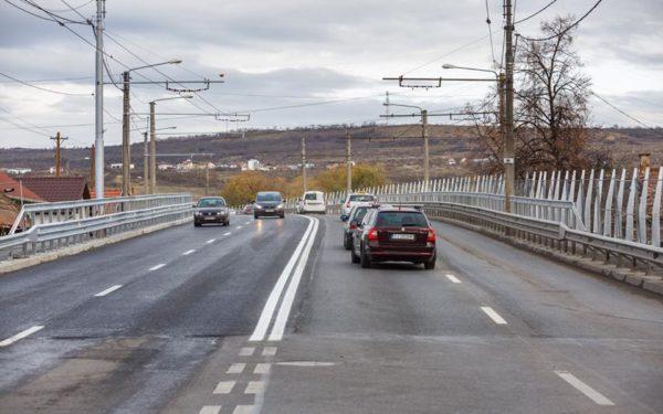 FOTO | S-a deschis circulația pe Podul Fabricii, pe toate cele patru benzi