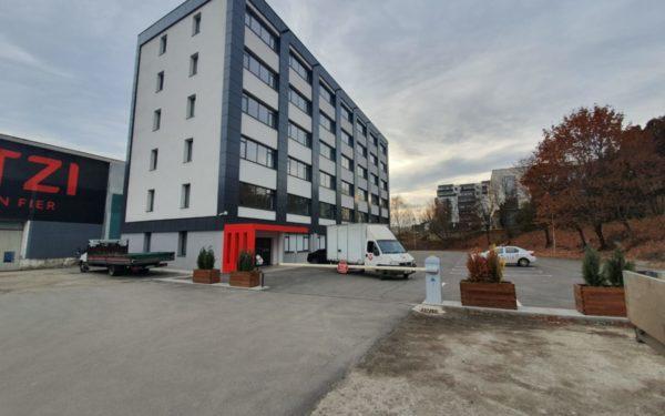 Poliția municipiului Cluj-Napoca s-a mutat în casă nouă