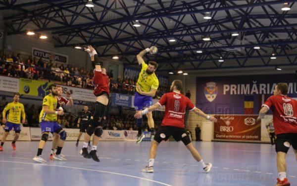 Handbaliștii de la Potaissa Turda s-au calificat în optimile de finală ale Challenge Cup