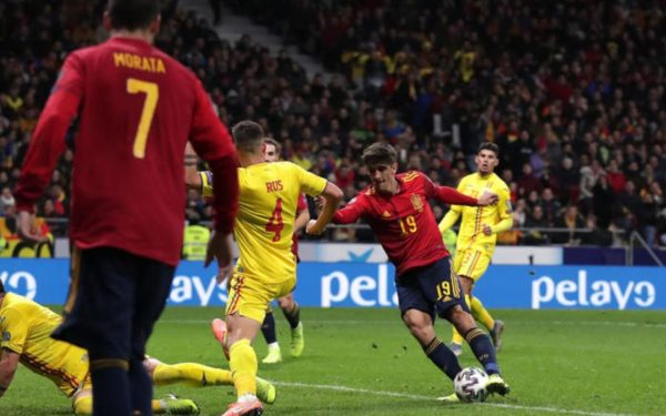 Naționala României a pierdut ultimul meci din grupele de calificare la CE
