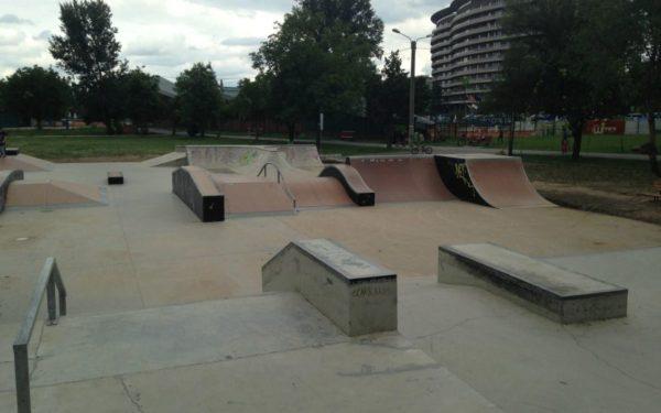 Skatepark-ul Rozelor va fi reabilitat și extins cu 3,6 milioane de lei