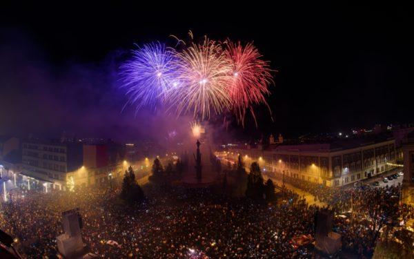 FOTO | La mulți ani Cluj, la mulți ai România! Peste 100.000 de oameni au fost în stradă de Ziua Națională