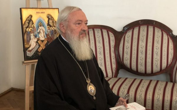 """Mitropolitul Andrei: """"Preocupările noastre de astăzi nu sunt la nivelul celor ce au murit ca să ne facă liberi"""""""