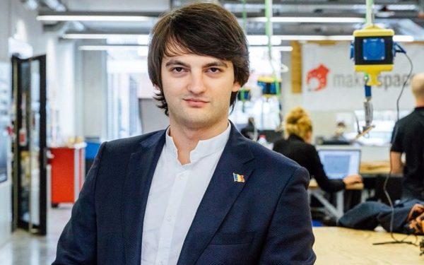 """Tânărul inventator Cornel Amariei: """"Găsește-ți un hobby. Din legături imposibil de anticipat vin cele mai bune idei"""""""