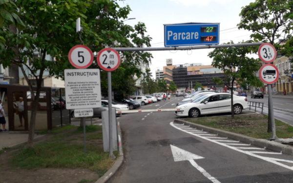 CLUJ   Tarifele de parcare rămân neschimbate