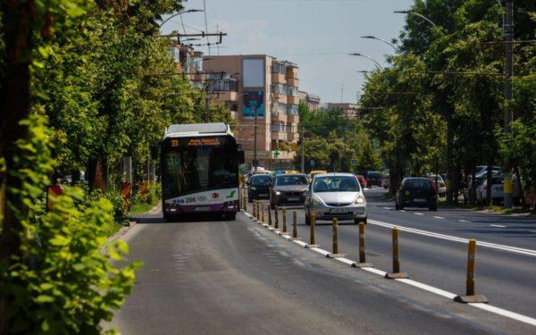 Investițiile în transportul public și în noi parcuri se numără printre reușitele administrației locale în acest an