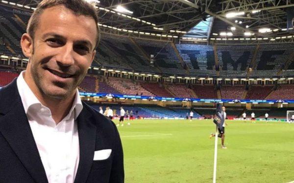 Del Piero vine la Cluj. El va juca alături de Totti, Pirlo sau Gattuso, în meciul de retragere al lui Adrian Mutu