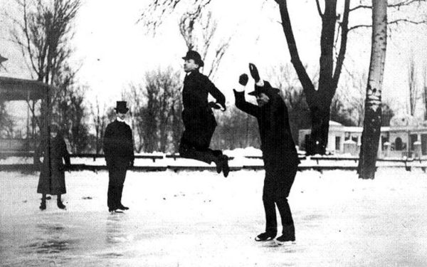 AUDIO I Clujul dezvăluit. Povestea primului patinoar al orașului
