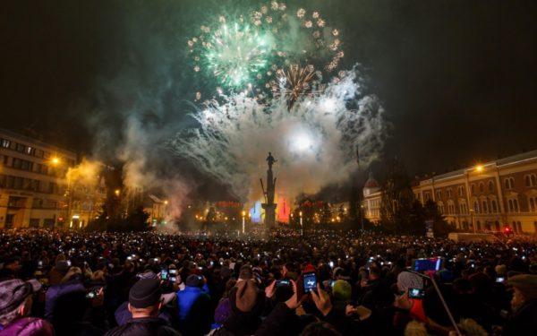 Revelion în inima orașului! DJ Project și Arpy & Zip Band vor cânta la Cluj în noaptea dintre ani