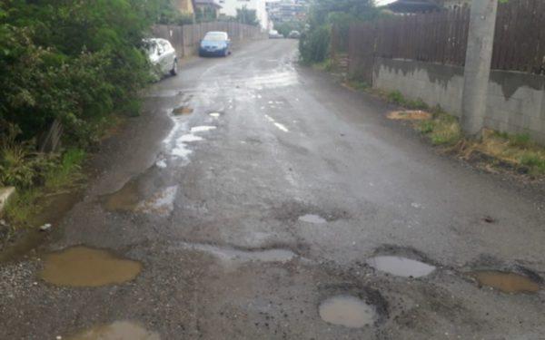 Primăria a reușit să preia strada Mozart din Bună Ziua. Drumul va fi reparat și modernizat