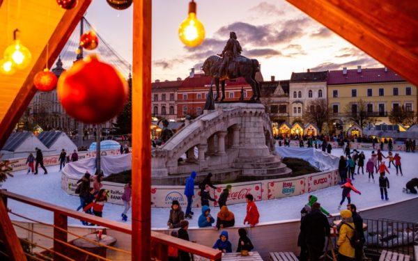 Ultima zi de vot pentru Târgul de Crăciun din Cluj