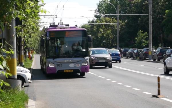 Se extinde rețeaua de troleibuze din Cluj. Noi linii vor lega cartierele orașului de parcul Tetarom 2