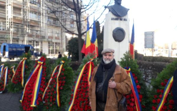 """Sculptorul care l-a """"adus"""" pe Cuza la Cluj: """"Am vrut de la început să poarte noroc orașului"""""""