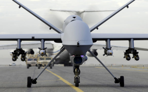 Dacian Reaper 20 | Mai multe drone ale Armatei SUA au ajuns la Baza Aeriană Câmpia Turzii