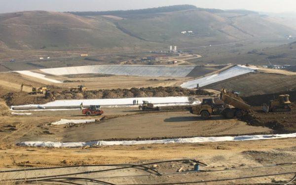 Centrul de Deșeuri așteaptă unda verde de la Mediu pentru a deveni funcțional
