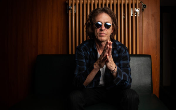 Dominic Miller, chitaristul lui Sting, revine la Cluj