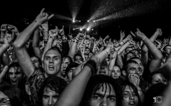 Depeşari versus rockeri!