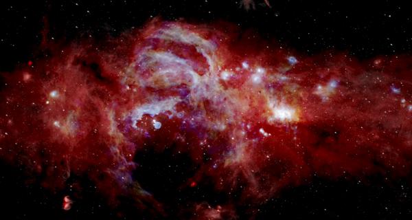 VIDEO | NASA a publicat imagini care surprind mai detaliat decât oricând centrul Căii Lactee
