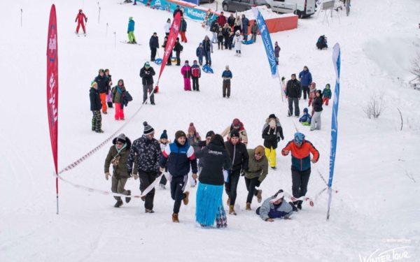Începe Winter Tour, cel mai mare festival de iarnă din România. Distracție în nouă stațiuni