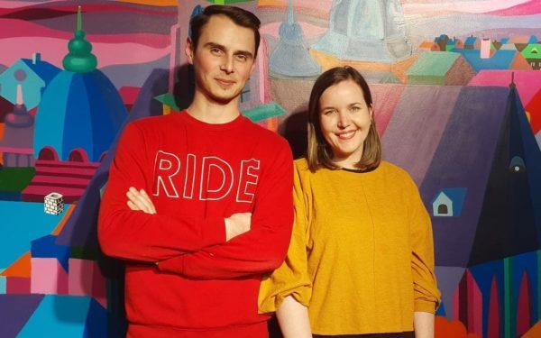 Interviurile EBS | Diana Todea și Emi Schipor, despre platforma de teleterapie online pentru tinerii afectați de cancer