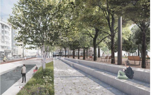 S-a aprobat bugetul pentru noul Parc Caragiale: acces la apă, istorie și parcări desființate, pentru o zonă mai atractivă