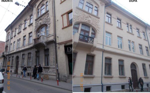 CLUJ | Primăria introduce supraimpozitarea graduală pentru clădirile degradate. Peste 500 de imobile au fost refațadizate