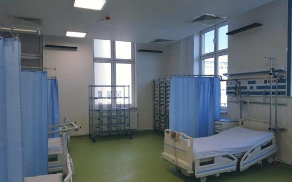 Unitatea de Primiri Urgențe a Spitalului Județean a fost reabilitată