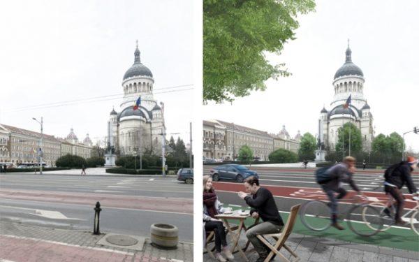 Modernizarea Bulevardului 21 Decembrie 1989 din Cluj-Napoca poate începe