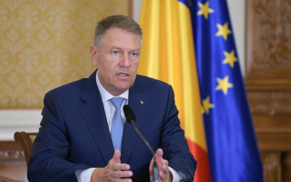 Președintele României cere protejarea medicilor și a personalului medical