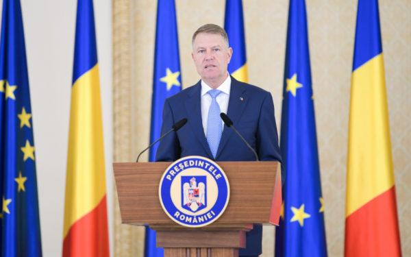 """Președintele Klaus Iohannis: """"România are nevoie de bani europeni pentru a ajunge din urmă media țărilor din UE"""""""