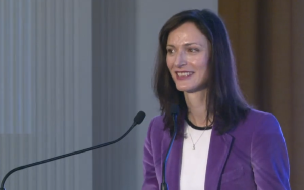 Maryia Gabriel, la Cluj: Tinerii care inovează vor fi sprijiniți masiv de Comisia Europeană